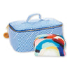 C.R. GIBSON 2-Piece Cosmetic Bag