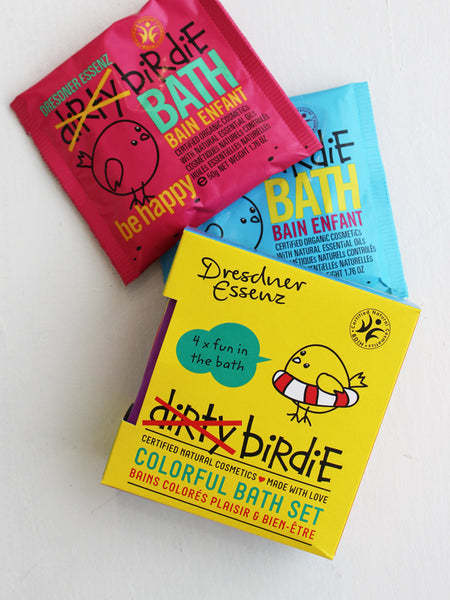 Dirty Birdie Bath Salts