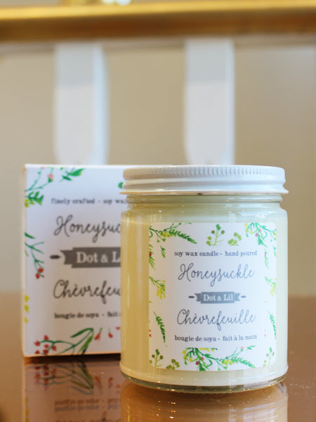 Dot & Lil 8oz Soy Candle (45Hr)