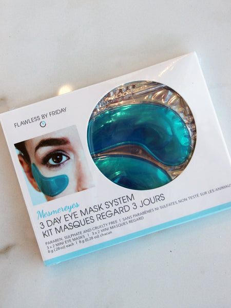 Mesmereyes 3 Day Eye Mask System