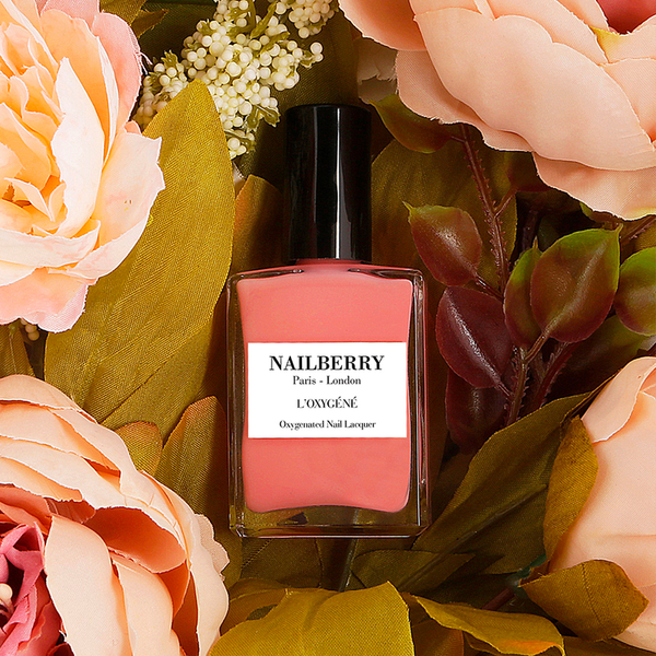 LUX Curated Spring 2021 Nailberry L'Oxygene Polish