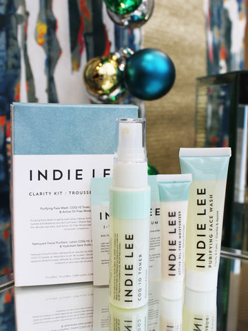 Indie Lee Clarity Kit