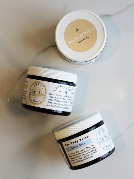 Joan's a Keeper Bee Body Butter