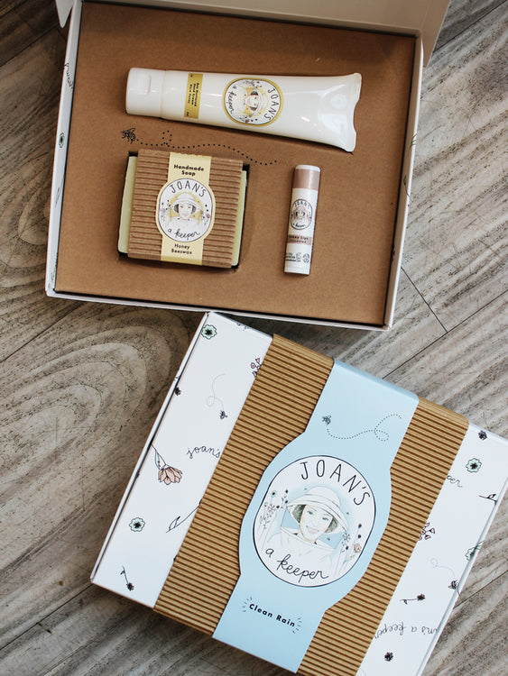 Joan's a Keeper Bee Basics Gift Set