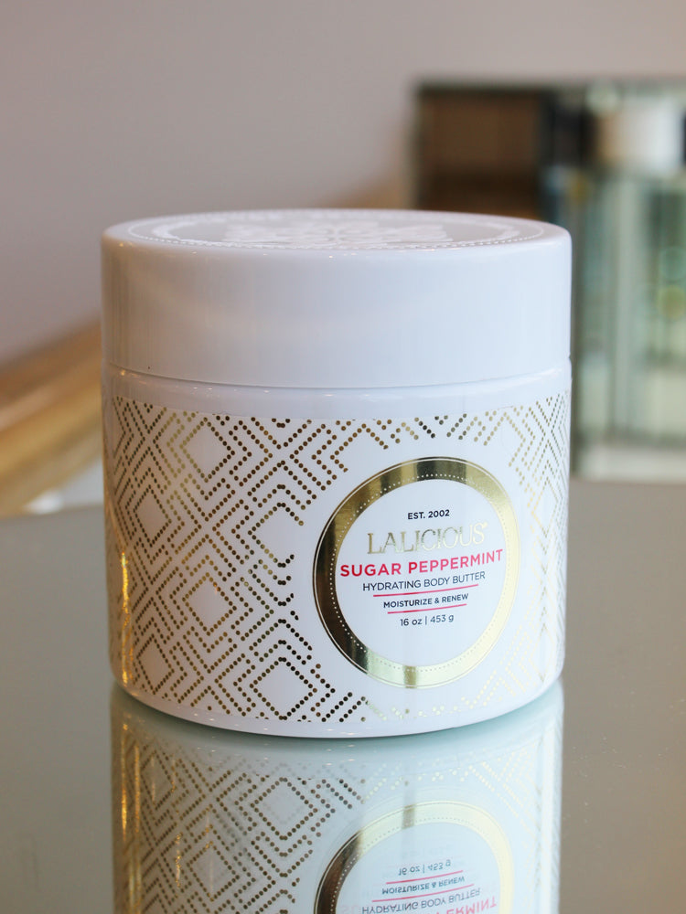 Holiday Peppermint Body Butter