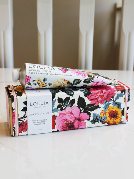 Lollia Hand Cream (Large)