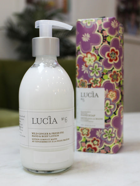 LUCIA HAND & BODY LOTION