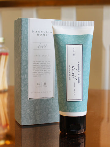 Magnolia Home Boxed Jojoba Hand Cream