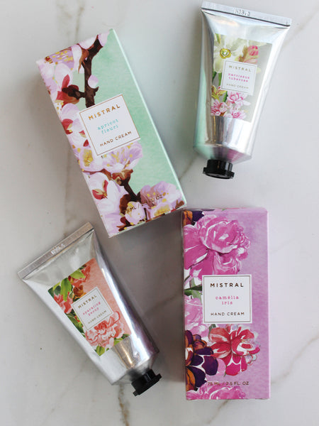 Mistral Exquisite Floral Collection Hand Cream