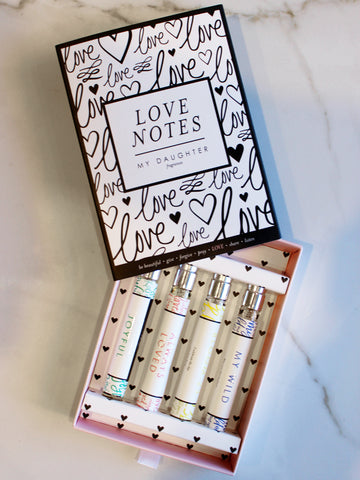 Love Notes Fragrance Set