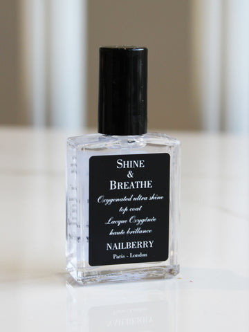 Nailberry Shine & Breathe Oxygenated Top Coat