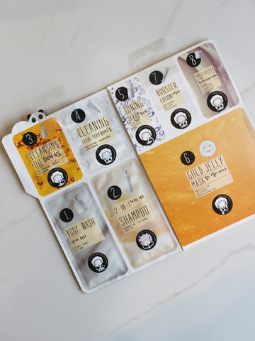 OH K! 8 STEP TRAVEL MASK