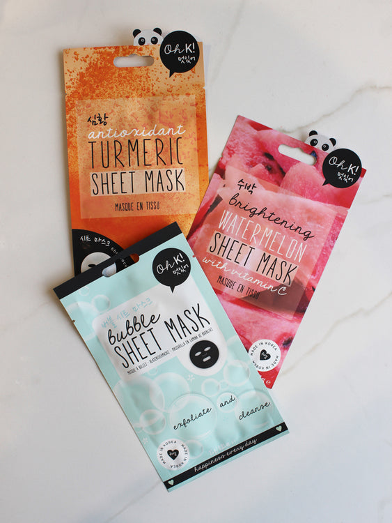OH K! SHEET MASK