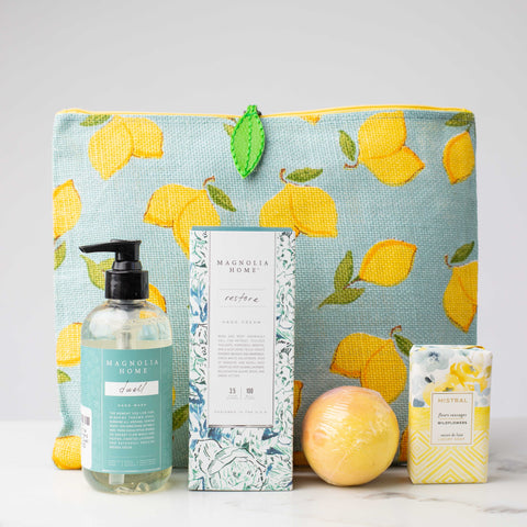 LUX Limited Edition Lemons to Lemonade Gift Set: Restore