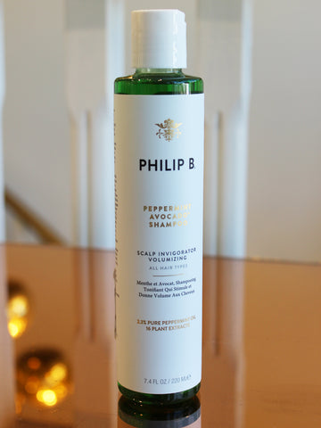Philip B Peppermint & Avocado Volumizing Shampoo