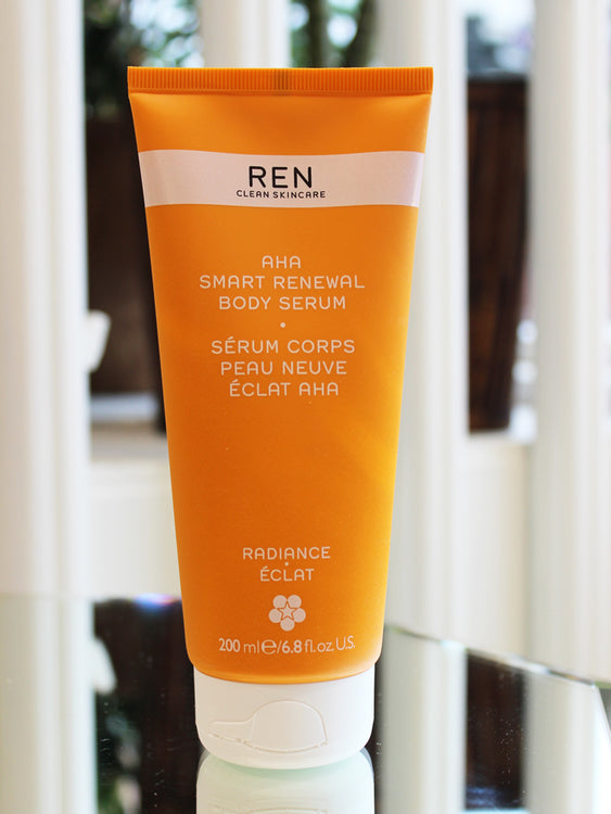 Radiance AHA Smart Renewal Body Serum