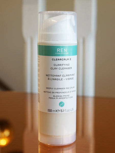 Clear Calm Clarifying Clay Cleanser