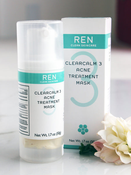 Clear Calm Acne Treatment Mask