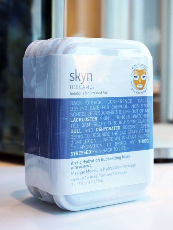 Skyn Iceland Rubberizing Mask