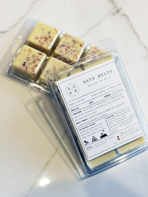 Soak Bath Co. Bath Melts