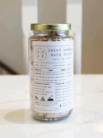 Soak Bath Co. Bath Salts