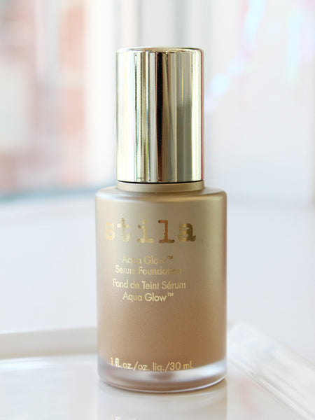 Aqua Glow Foundation