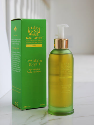 Revitalizing Body Oil