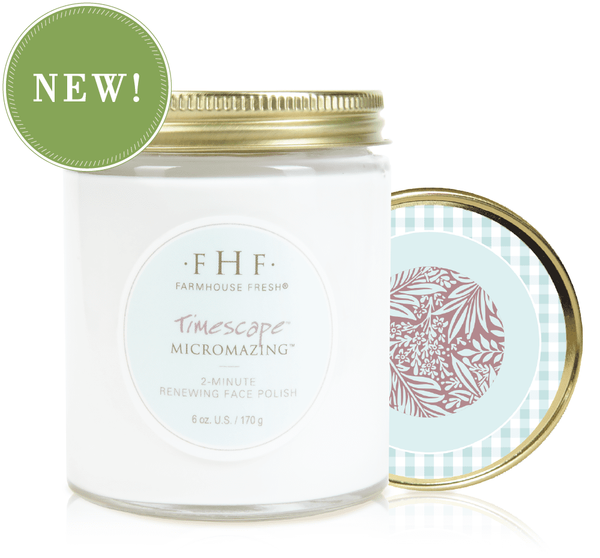 Farmhouse Fresh Timescape Micromazing Renewing Facial Polish