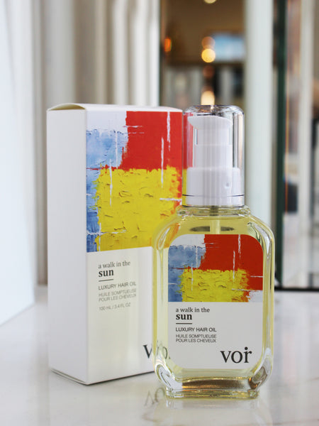 Voir Haircare Luxury Hair Oil