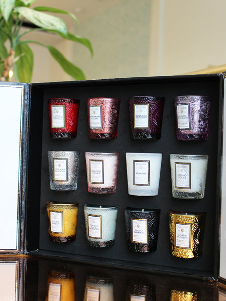 Japonica 12 Candle Archive Gift Set
