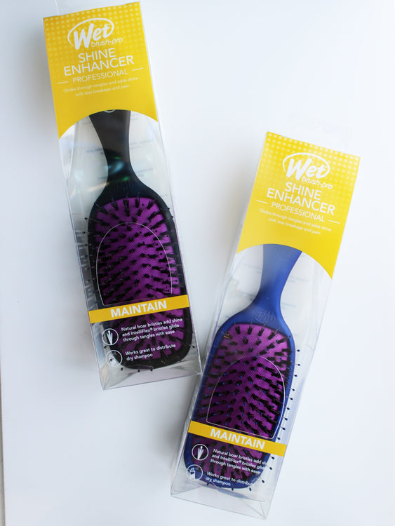 Wet Brush Shine Enhancer