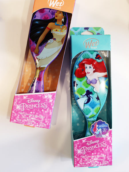 Wet Brush Disney Princesses Collection