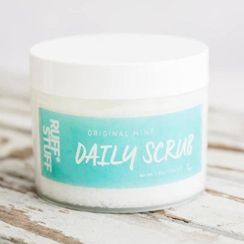 Ruff Stuff Daily Body Scrub - Original Mint