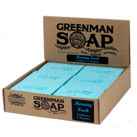 Greenman Soap - Morning Fresh