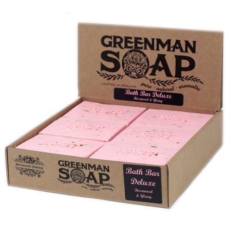Greenman Soap - Bath Bar Deluxe
