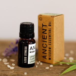 Less Stress Essential Oil Blend