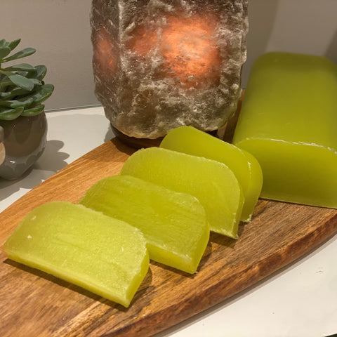 Solid Shampoo - Lime & Coconut