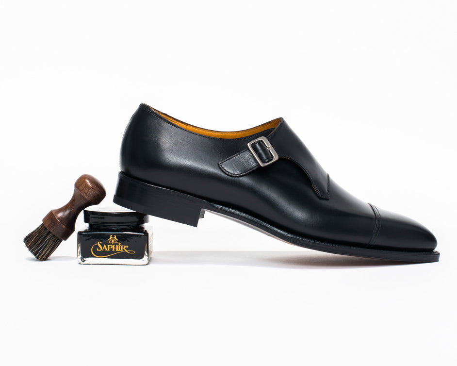 How To Clean And Polish Black Leather Shoes