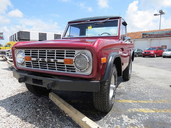 FORD - 1973 Bronco - MAN of the WORLD Online Destination for Men's Lifestyle - 2