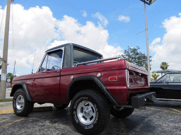 FORD - 1973 Bronco - MAN of the WORLD Online Destination for Men's Lifestyle - 6