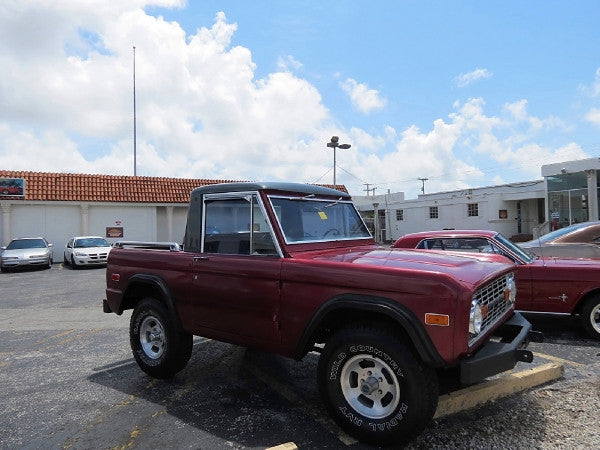 FORD - 1973 Bronco - MAN of the WORLD Online Destination for Men's Lifestyle - 5