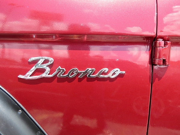 FORD - 1973 Bronco - MAN of the WORLD Online Destination for Men's Lifestyle - 7