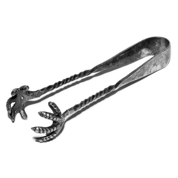 VINTAGE - Antique Claw Ice Tongs - MAN of the WORLD Online Destination for Men's Lifestyle - 2