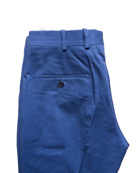 PANT 263101 Royal Blue Cotton