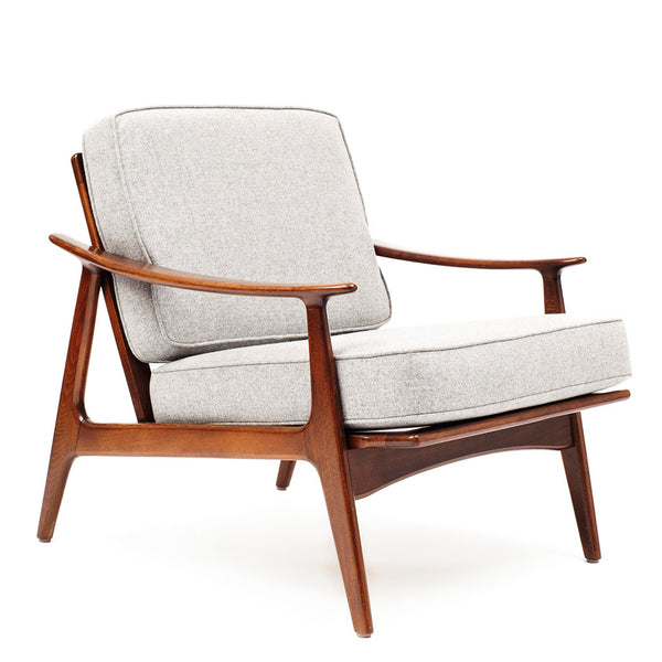 Danish Modern Armchairs (Set of 2)