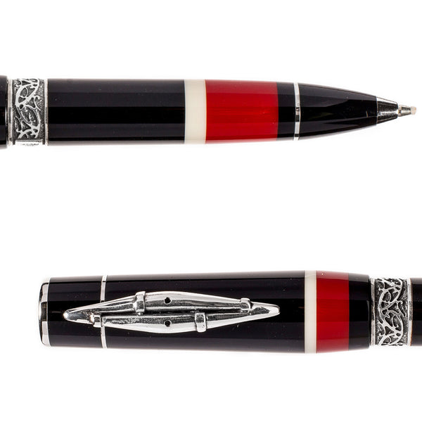 DELTA - Maori Pen - Limited Edition - MAN of the WORLD Online Destination for Men's Lifestyle - 2