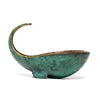 Pal-Bell - Verdigris Bronze Whale Ashtray - MAN of the WORLD Online Destination for Men's Lifestyle - 5
