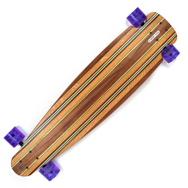 Loyal Dean - Custom MOTW Longboard - MAN of the WORLD Online Destination for Men's Lifestyle - 1