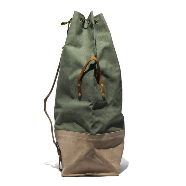 VINTAGE - 70's Swiss Army Duffel Bag - MAN of the WORLD Online Destination for Men's Lifestyle - 3