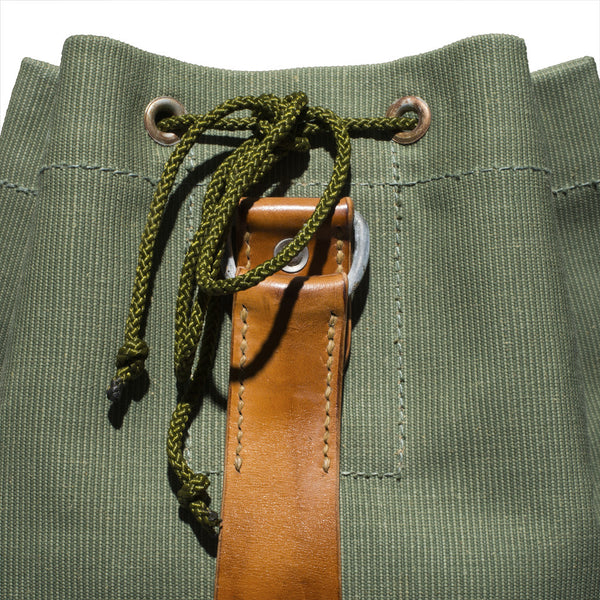 VINTAGE - 70's Swiss Army Duffel Bag - MAN of the WORLD Online Destination for Men's Lifestyle - 4